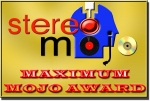 Legacy Whisper HD won StereoMojo Maximum Mojo Award